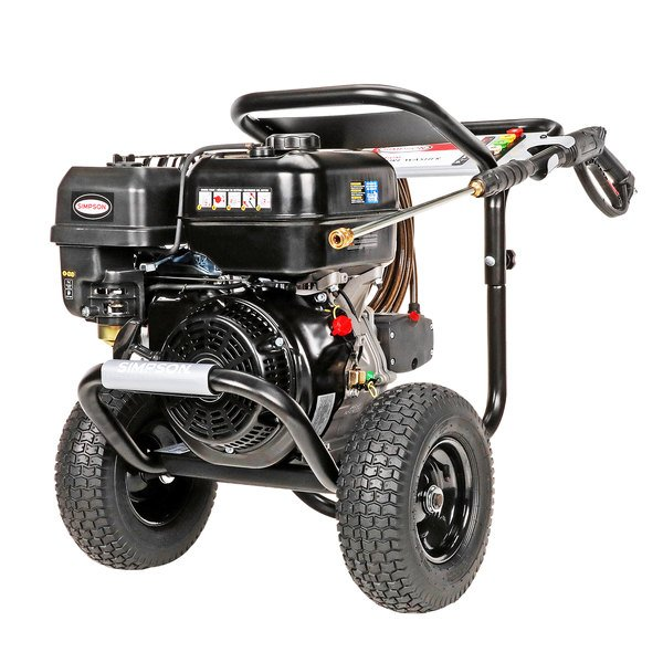 Simpson 60843 Powershot Pressure Washer with 50' Hose - 4400 PSI; 4.0 GPM Main Image 1