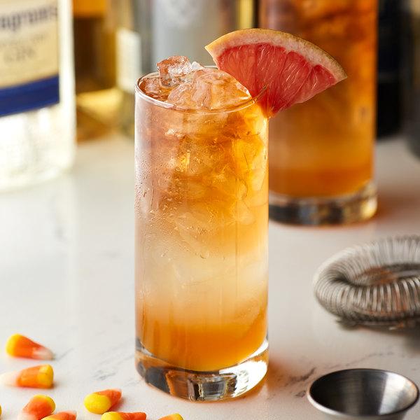 Monin 1 Liter Premium Candy Corn Flavoring Syrup