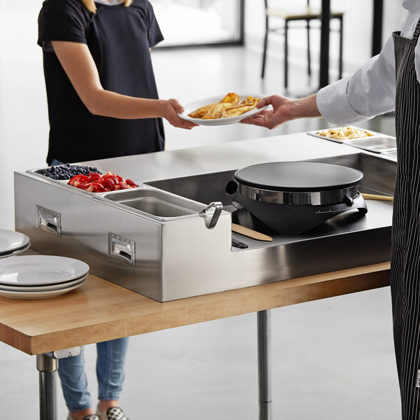 Carnival King 50-piece Made-To-Order Crepe Station Main Image 3