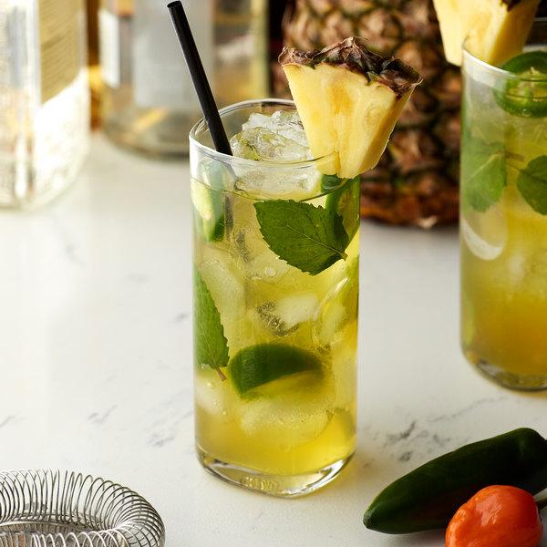 Monin 1 Liter Premium Chipotle Pineapple Flavoring Syrup