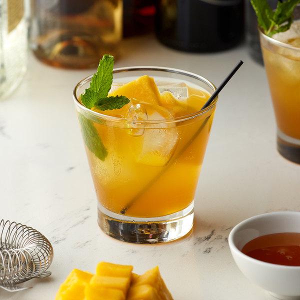 Monin 1 Liter Premium Honey Mango Flavoring Syrup
