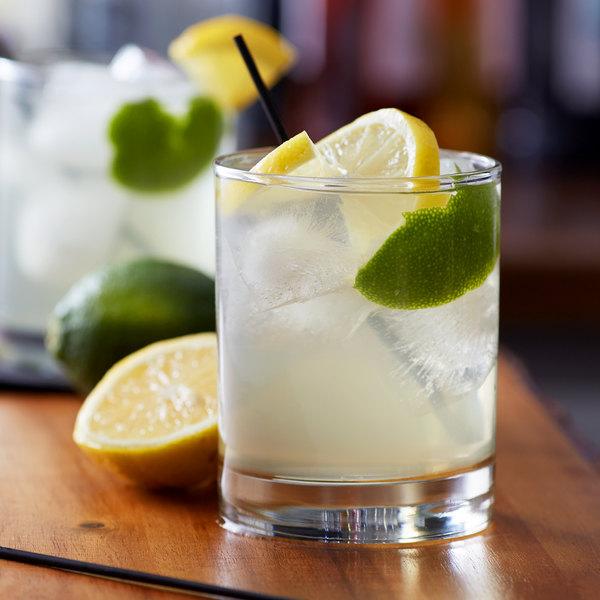Monin 1 Liter Premium Exotic Citrus Flavoring Syrup Main Image 2