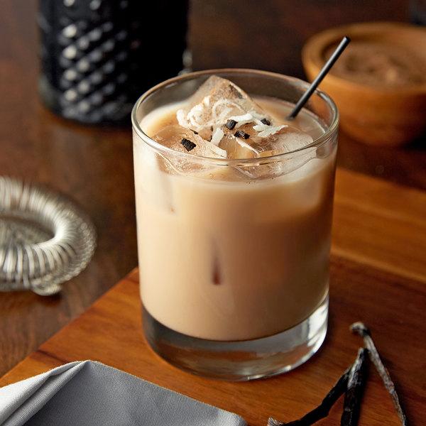 Monin 1 Liter Sugar Free French Vanilla Flavoring Syrup Main Image 2