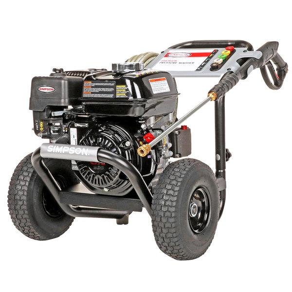 Simpson 60629 Powershot Pressure Washer with Honda Engine and 25' Hose - 3300 PSI; 2.5 GPM Main Image 1