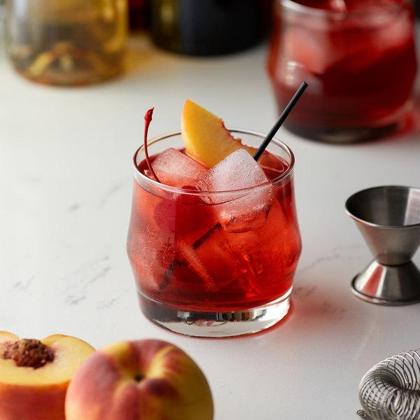 Monin 750 mL Premium Stone Fruit Flavoring Syrup Main Image 2