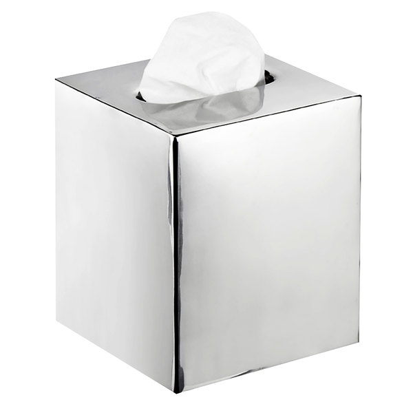 Details about  /Hossejoy Square Tissue Box Cover with Slide-Out Bottom Panel Perfect for Bat...