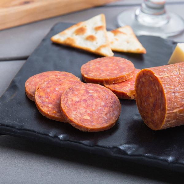 Hormel Bulk Pepperoni Slicer 2 lb. Stick - 12/Case Main Image 3