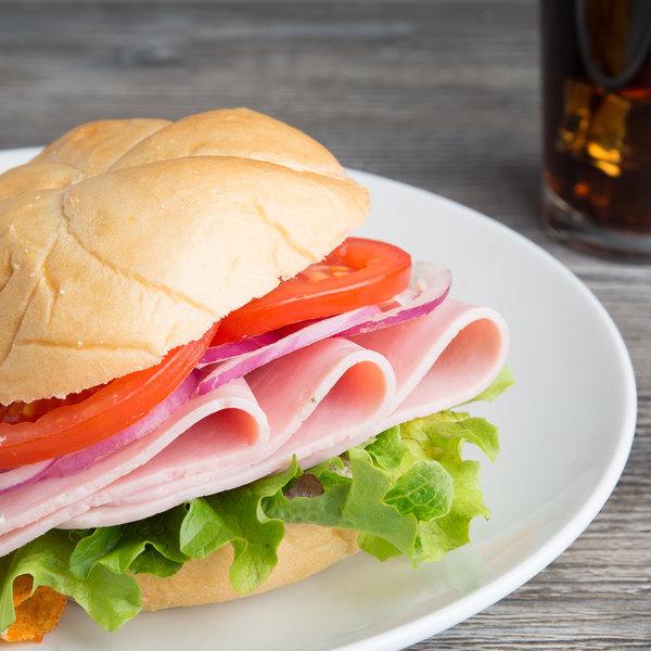 Freda Deli Meats 13 lb. Cooked Ham - 2/Case