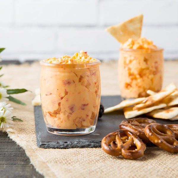 Price's Original Pimiento Cheese Spread 10 lb. Tub - 2/Case Main Image 3