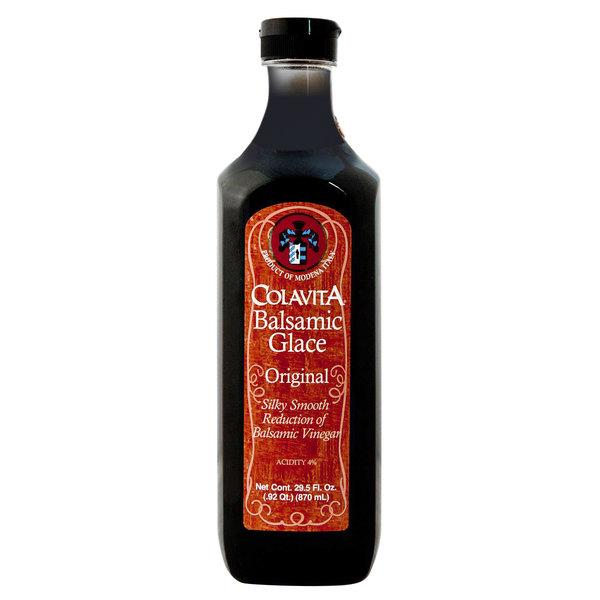 Colavita 29.5 oz. Original Balsamic Glace - 6/Case Main Image 1