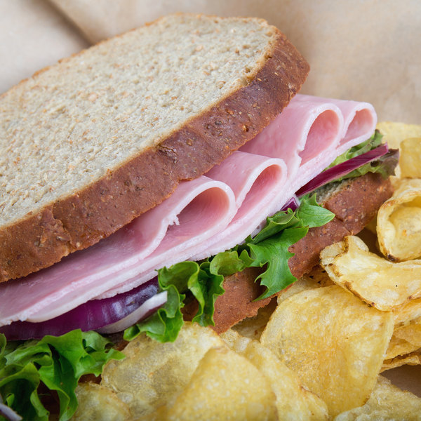 Hormel Cooked Ham 13 lb. - 2/Case Main Image 3