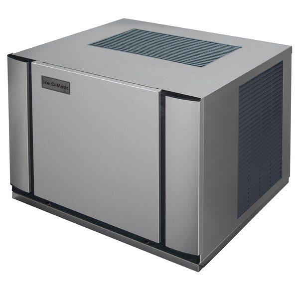 "Ice-O-Matic CIM0636HA Elevation Series 30"" Air Cooled Half Dice Cube Ice Machine - 208-230V; 600 lb. Main Image 1"