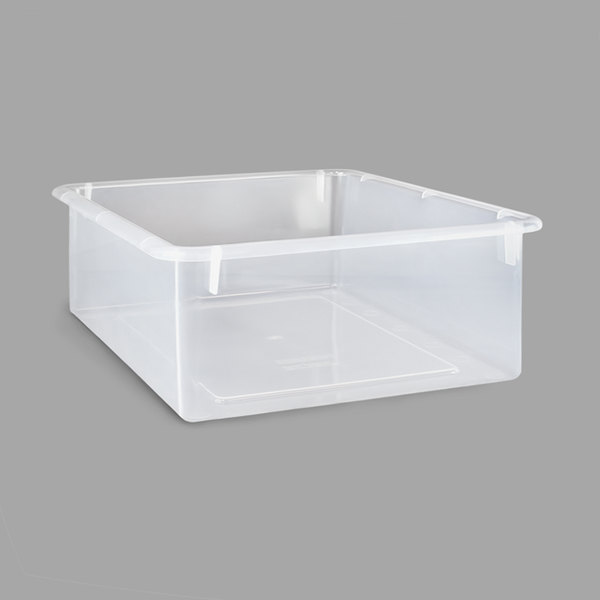 Whitney Brothers 101 474 10 1 2 X 13 Clear Plastic Tray For 24 Tower