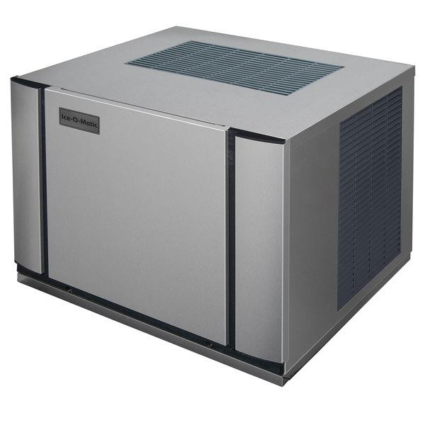 "Ice-O-Matic CIM0436HA Elevation Series 30"" Air Cooled Half Dice Cube Ice Machine - 208-230V; 465 lb. Main Image 1"