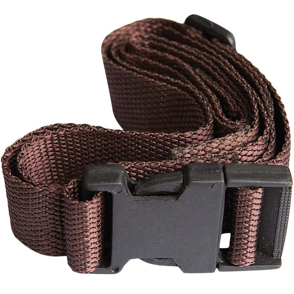 GET STRAPS Brown Replacement High Chair Seat Belt Strap Main Image 1