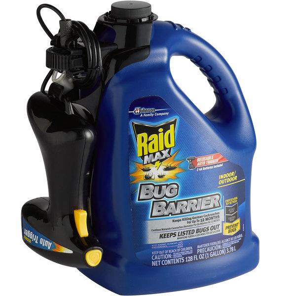 Raid Max 620726 1 Gallon Bug Barrier Starter - 4/Case Main Image 1