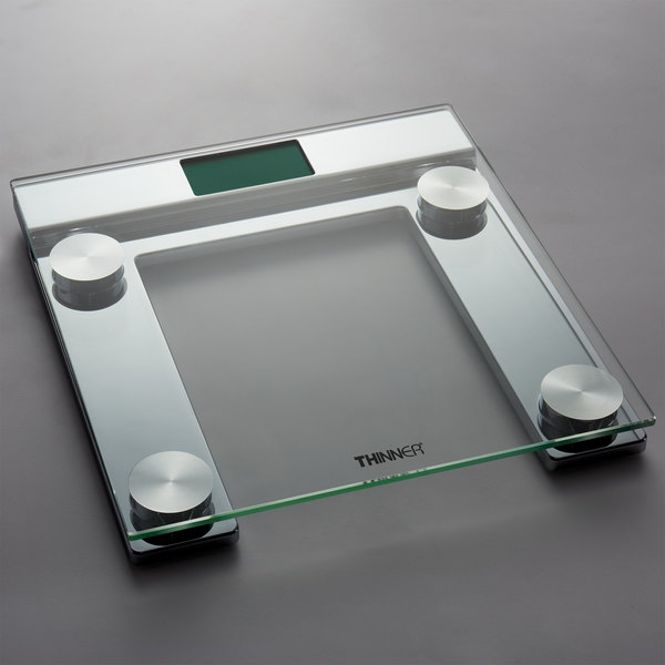 Thinner Digital Scale Manual Best