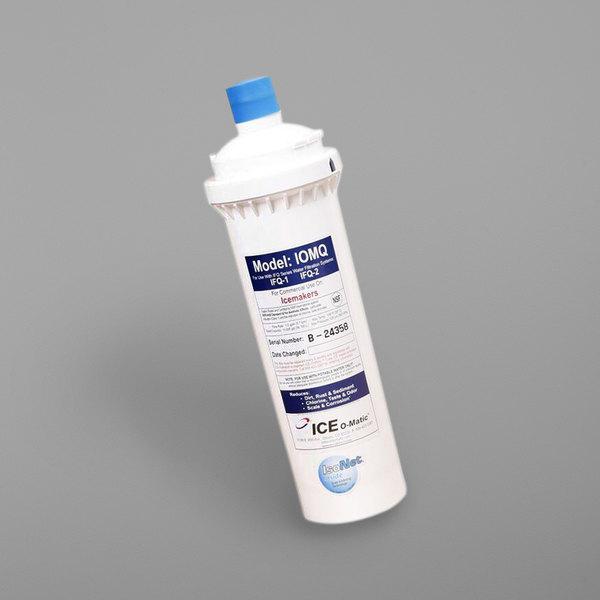 Ice-O-Matic IOMQ Single Ice Machine Water Filter Cartridge for IFQ1 and IFQ2 - 0.5 Micron Main Image 1
