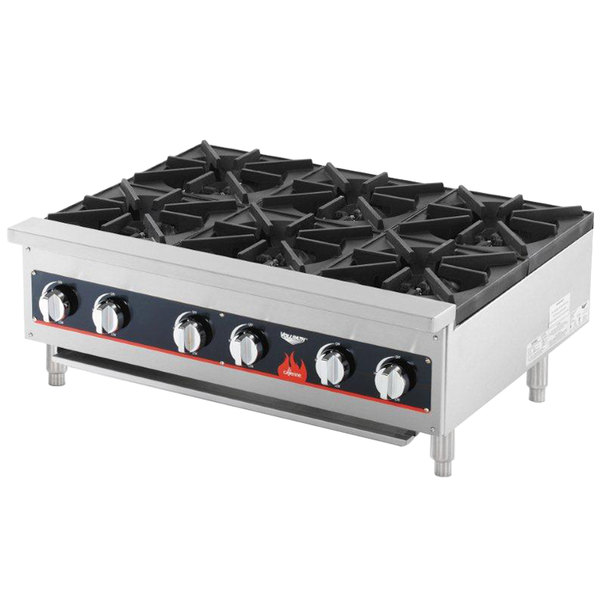 Countertop Gas Range : Counter Top Gas Range Gas Countertop Range