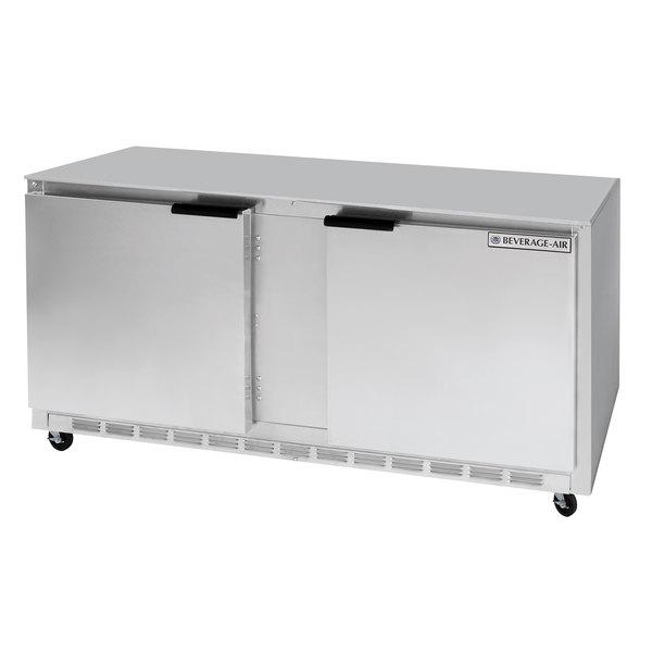 "Beverage-Air UCF60AHC-ADA 60"" Undercounter Freezer Main Image 1"