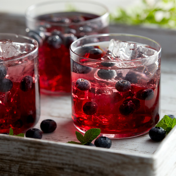 Finest Call 1 Liter Premium Wild Mountain Huckleberry Syrup Main Image 2