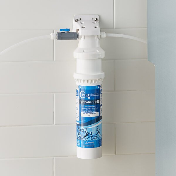 C Pure Oceanloch-L Water Filtration System with Oceanloch-L Cartridge - 1 Micron Rating and 1.67 GPM Main Image 2