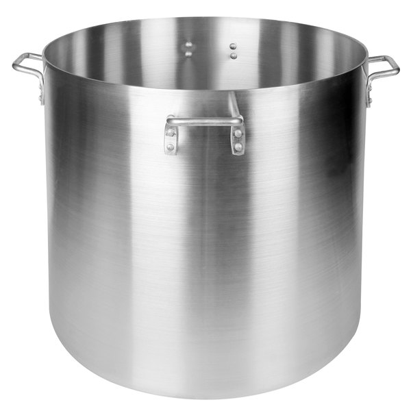 200 Qt. Heavy Weight Aluminum Stock Pot Main Image 1