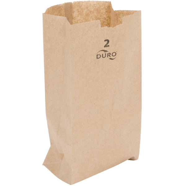 41911670149 These brown paper bags will give your valuable products the reliable  protection that they need and deserve! From hot dogs and sandwiches