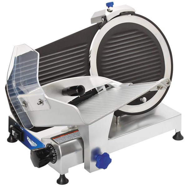 """Vollrath 40951 12"""" Medium Duty Meat Slicer - 2/5 hp"""