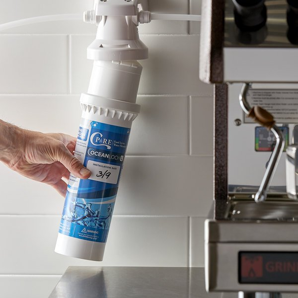 C Pure Oceanloch-L Water Filter Replacement Cartridge - 1 Micron Rating and 1.67 GPM Main Image 3