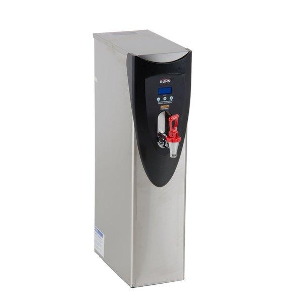 Bunn 43600.0026 H5X Stainless Steel 5 Gallon 212 Degree Hot Water Dispenser - 120V