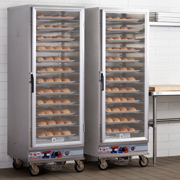 Metro C5E9-CFC-U C5 E Series Non-Insulated Heated Holding and Proofing Cabinet - 120V, 2000W Main Image 5