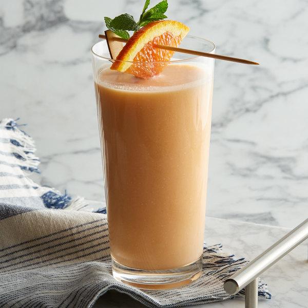 DaVinci Gourmet 750 mL Classic Orange Flavoring / Fruit Syrup Main Image 2