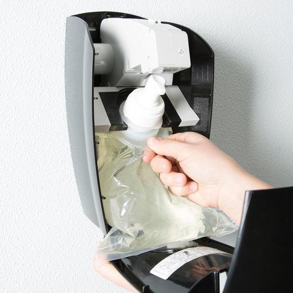 Kutol 68341 1000 mL E2 EZ Foam Hand Soap / Sanitizer Bag - 6/Case
