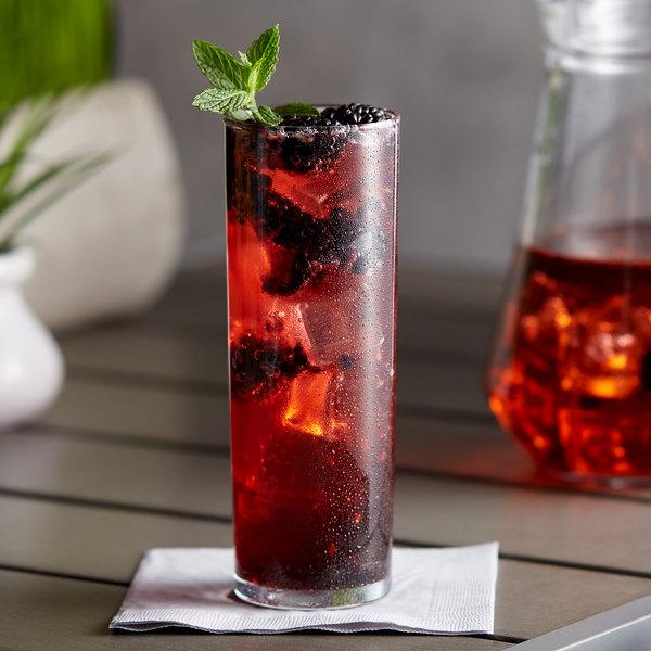 DaVinci Gourmet 750 mL Classic Blackberry Flavoring / Fruit Syrup