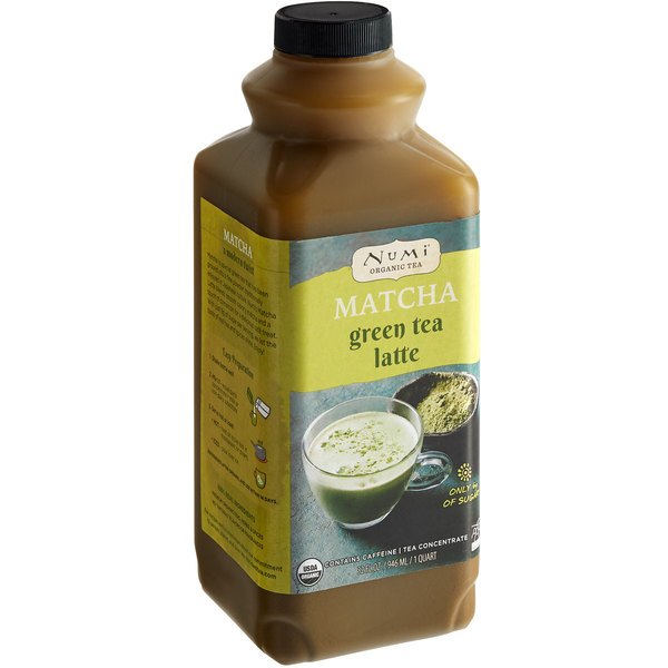 Numi 32 Oz. Organic Green Tea Matcha Latte Concentrate