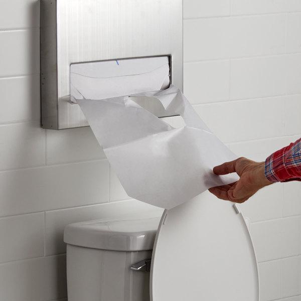Surprising Lavex Janitorial Half Fold Paper Toilet Seat Cover 5000 Case Inzonedesignstudio Interior Chair Design Inzonedesignstudiocom