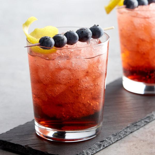DaVinci Gourmet 750 mL Sugar Free Blueberry Flavoring / Fruit Syrup Main Image 2