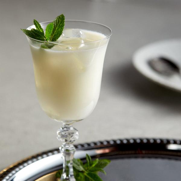 DaVinci Gourmet 750 mL Sugar Free Creme de Menthe Flavoring Syrup Main Image 2