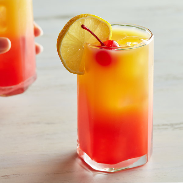 DaVinci Gourmet 750 mL Sugar Free Cherry Flavoring / Fruit Syrup