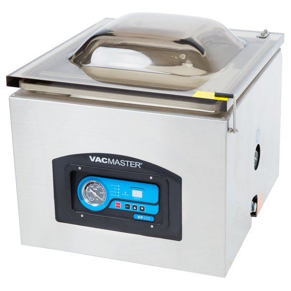Increase Foodu0027s Shelf Life With This ARY VacMaster VP320 Chamber Vacuum  Packaging Machine.