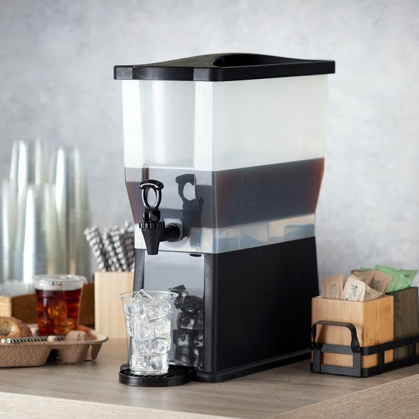 Crown Beverages 3 Gallon Complete Cold Brew System with Coffee Main Image 2