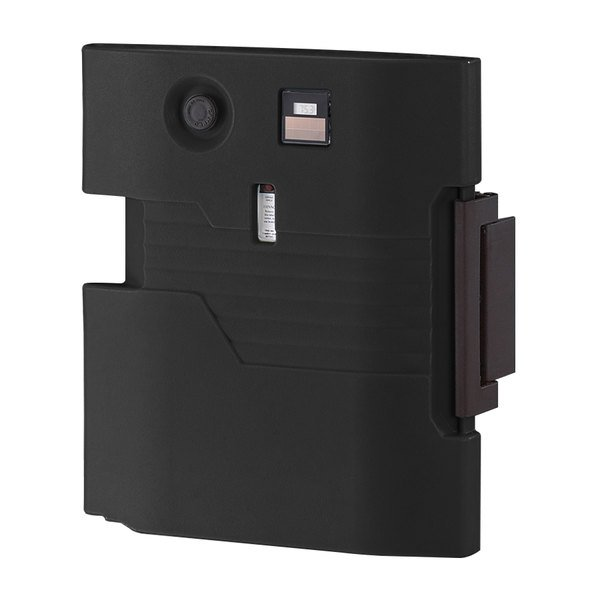 Cambro UPCHTD800110 Black Heated Retrofit Top Door for Cambro Camcarrier