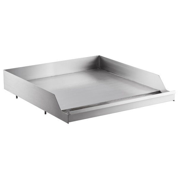 Cooking Performance Group 351302010496 Griddle Plate for S60-GS24-N and S60-GS24-L Main Image 1