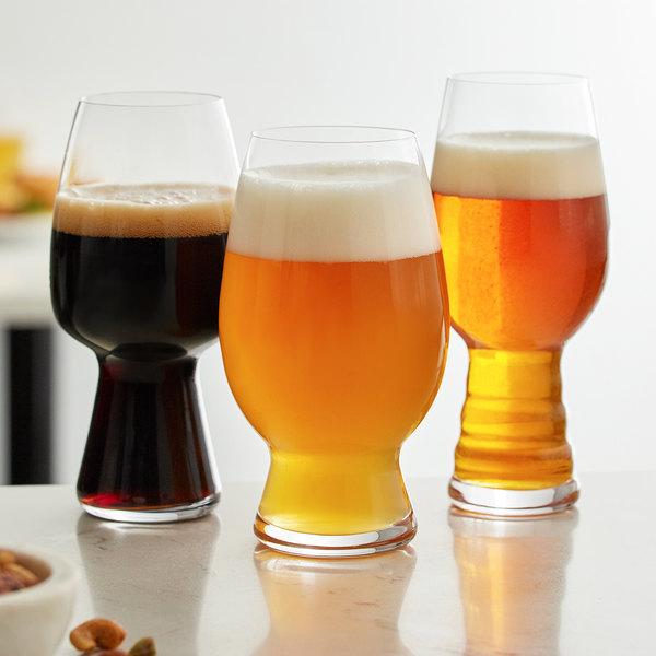 Spiegelau 4991693 3 Piece Craft Beer Tasting Glass Set