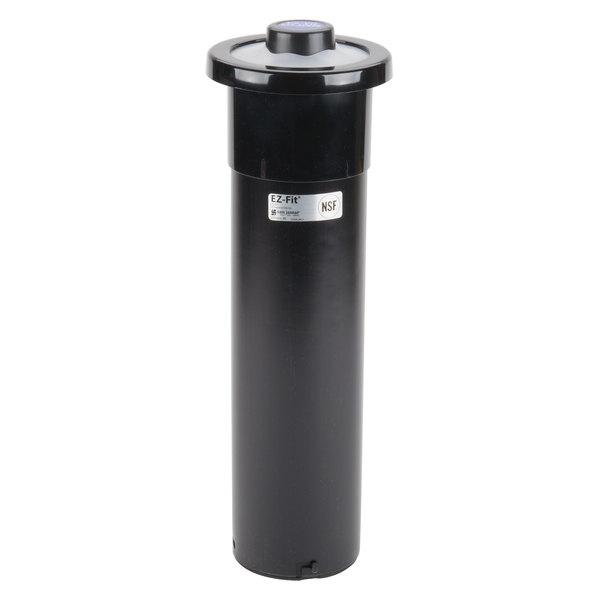 """San Jamar C2210C18 Euro EZ Fit Cup Dispenser One Size Fits All - 18"""" Long"""