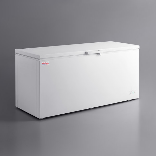 Galaxy CF20HC Commercial Chest Freezer - 19.4 cu. ft.