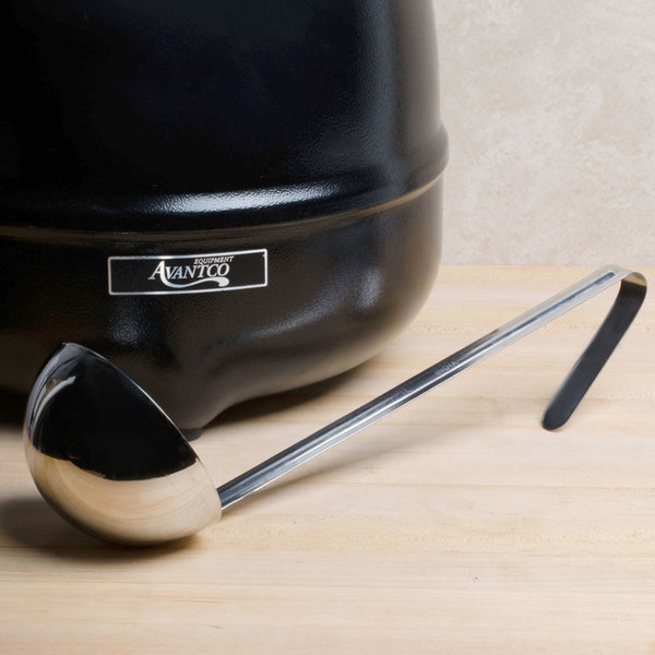 12 oz. One-Piece Stainless Steel Ladle