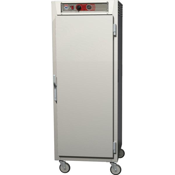 Metro C569-NFS-U Full Size Holding Cabinet Solid Door 120V Main Image 1