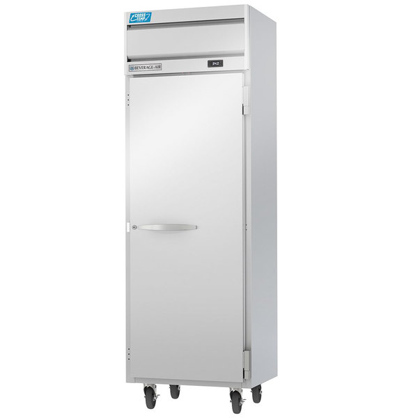Beverage-Air CT1HC-1S Cross-Temp 1 Section Convertible Reach-In Refrigerator / Freezer
